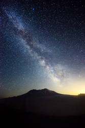 Mt St Helens by MaciejKarcz