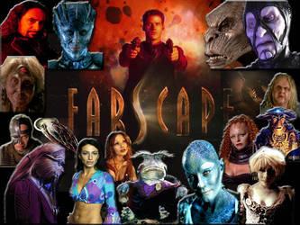 Farscape by venomous-soul