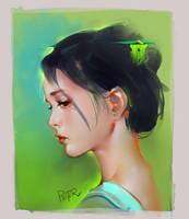 GIRL by superschool48