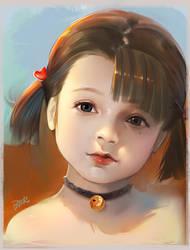 Daughter by superschool48