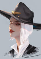 Ashe by superschool48