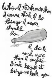 Lyrics - Lilac Wine by Jeff Buckley by RenMalone