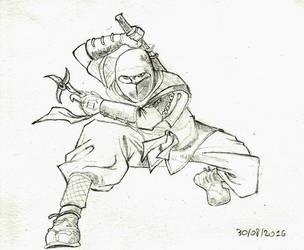 Ninja by MaelikR