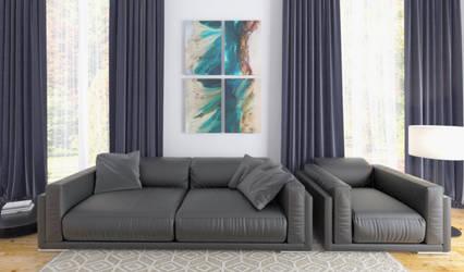 Small livingroom by MaelikR