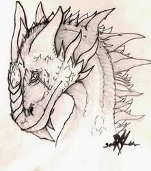 Dragon style n2 by MaelikR