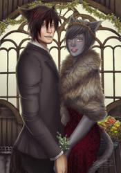 The Wedding by Ranger-26