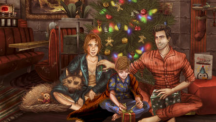 Christmas in the Commonwealth by Ranger-26