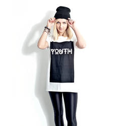 YOUTH WHT by crymz