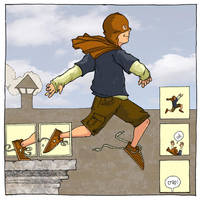 leap of faith by rawngandy