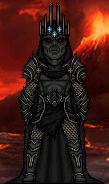 Morgoth - Silmarillion - J.R.R Tolkien by Microman181