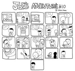 Joes Adventures 10 by LazyMuFFin