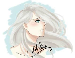 [ Yuri on ice ] innocence by Litshin