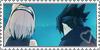 Again SasuSaku Stamp by Linkin-Lady
