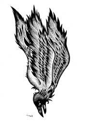 Raven by Garance-Croville