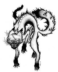 Anarchist Cat by Garance-Croville