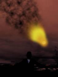 NewFire: Sputnik Descends by Dermah