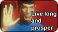 Live Long And Prosper by sergbel
