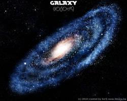 Galaxy by sergbel