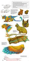 Original species new concept by FelineFire