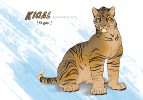 Kigal by FelineFire