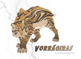 Vorragiras by FelineFire