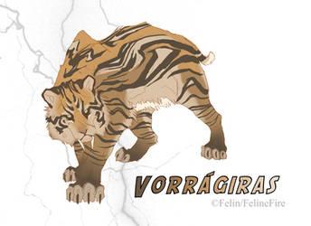 Vorragiras by FelineFire