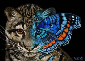 Transfiguration by FelineFire