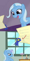 Trixie's Story by matrix541
