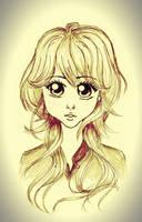 Girl by ragnahf
