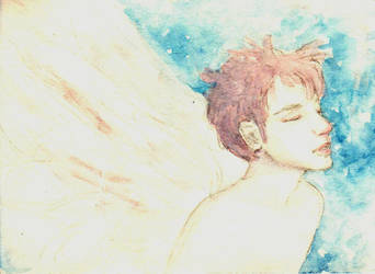 Angel boy by ragnahf