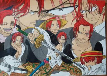 Akagami no Shanks by Tory-Rug1728
