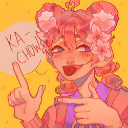 ka-chow! by crittar