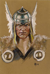 The Mighty Thor by Gossamer1970