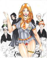 Hermione Granger by ednardo666