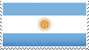 Argentina Stamp by phantom