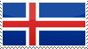 Iceland Stamp by phantom