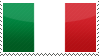 Italy Stamp by phantom