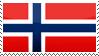Norway Stamp by phantom
