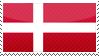 Denmark Stamp by phantom