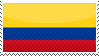 Colombia Stamp by phantom