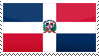 Dominican Republic Stamp by phantom