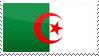Algeria Stamp by phantom