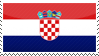 Croatia Stamp by phantom