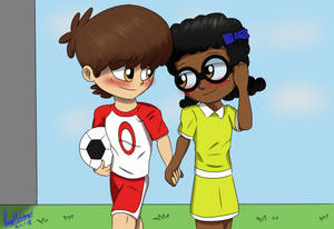 ClynnWeek Day 4: Genderswapped by ReedAhmad