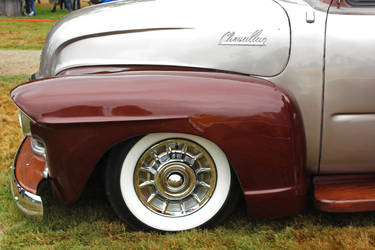Chevy Truck by RedTail126548