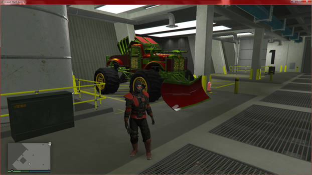 Monster Truck! by RedTail126548