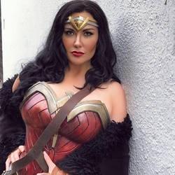 Victoria Vasquez Ikerd-Schreiter Wonder Woman (7) by Brokephi316