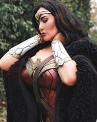 Victoria Vasquez Ikerd-Schreiter Wonder Woman (3) by Brokephi316