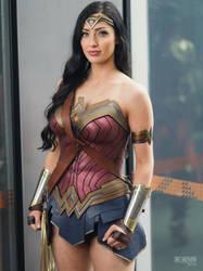 Wonder Woman Cosplay @ Melbourne Oz Con 2017 by Brokephi316