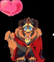Fluffy Beast by Kuitsuku